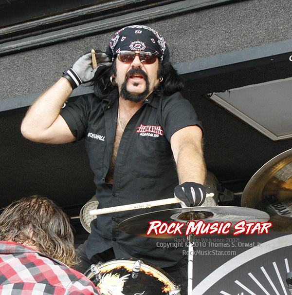 Vinnie Paul 2010 RIP