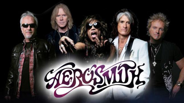 Aerosmith 2014