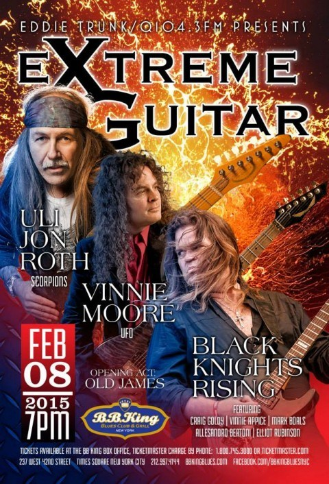 Poster-Extreme-Guitar-at-BB-Kings-2015