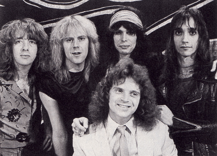 Jimmy Crespo – ex-Aerosmith – ...