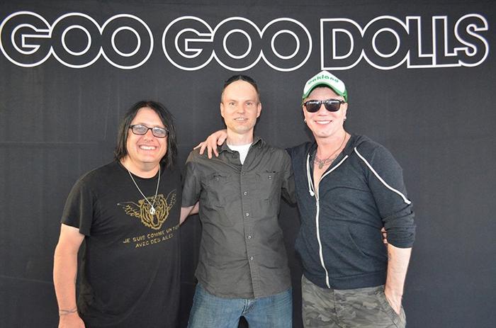 Goo Goo Dolls and Thomas S. Orwat Jr 2014 RMS