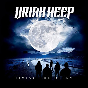 Uriah Heep Living CD