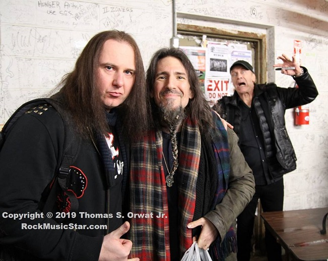 RMS Metal Mike Bumblefoot Billy Sheehan 2