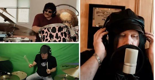 """APPICE – """"MONSTERS & HEROES"""" A Tribute to Ronnie James Dio song/video. –  RockMusicStar.com"""